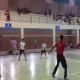 Zilla Parishad Matches- Badminton